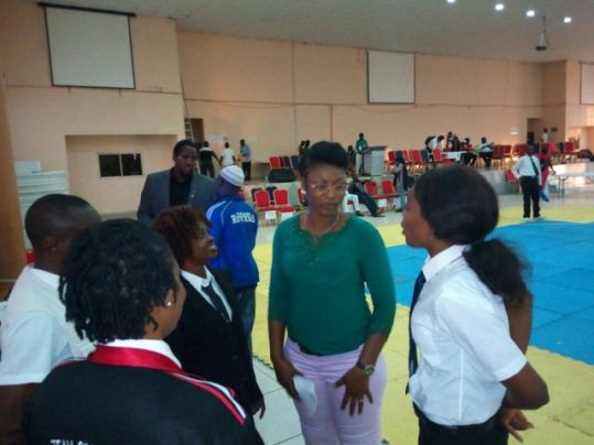 2018 AYG: NTF President charges athletes