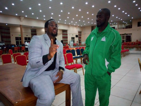 I will present formidable teams at Int'l competitions – Chukwumerije