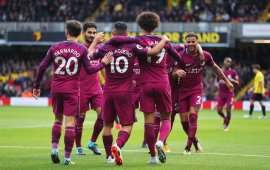 UCL match day four: Man City, Spurs on the brink