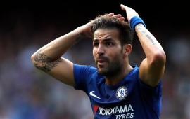 Fabregas misses out as Spain reveal 25-man squad for World Cup qualifiers