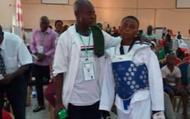 Bashir, Chidinma retain title as Adekuoroye wins Gold at the Youth Games