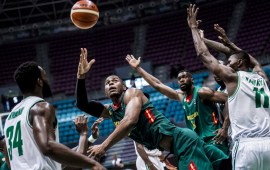 D'Tigers cruise to Afrobasket semis