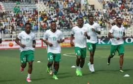 WAFU CUP: Super Eagles B depart Lagos for Ghana