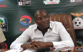 Zambia coach Nyirenda defends selection against Nigeria
