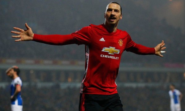 Champions League: Ibrahimovic named in Man United squad