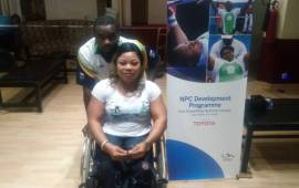 Nigeria Para Powerlifter among candidates for World Para Powerlifting Athlete Representative