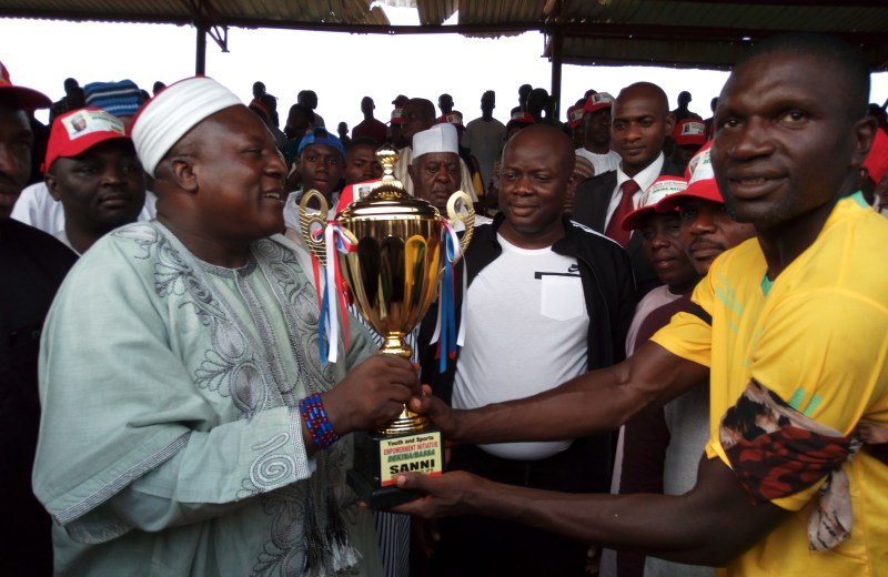 Dekina Warriors beat Bassa FC to lift Sani Idakwo Cup