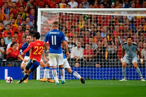 2018 WCQ: Isco led Spain take charge of Group G, as other groups remain tight