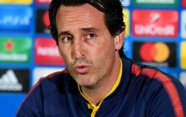 PSG's Emery pleased with 'controlled' performance against Celtic