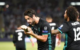 Isco, Real Madrid agree contract extension