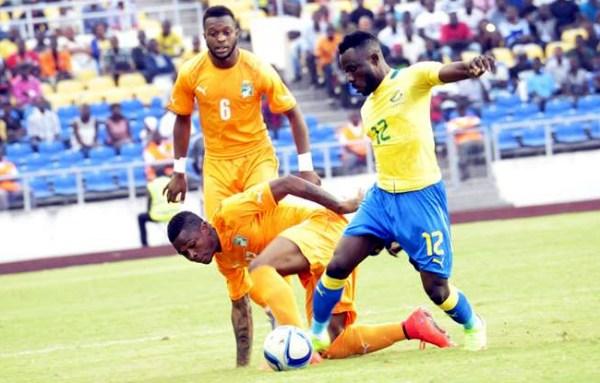 Ivory Coast 1-2 Gabon: 10-man Panthers stun the Elephants in Bouake