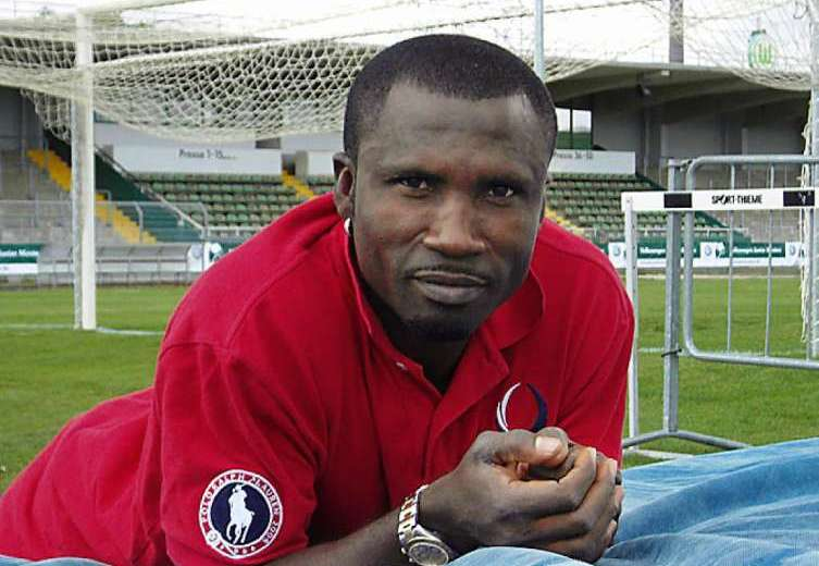 Akpoborie: I always support a European as Super Eagles coach