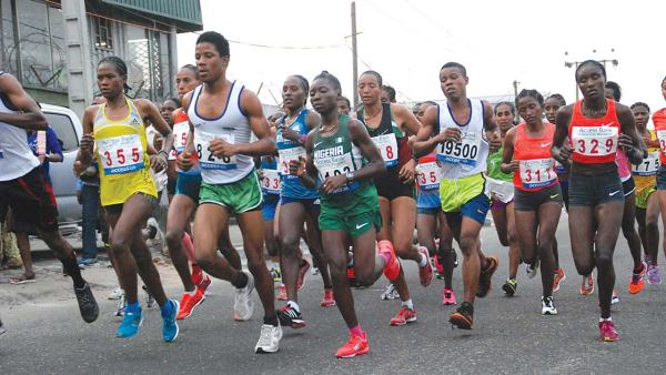 ACCESS BANK MARATHON: Renowned measurer to certify route