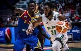 Nigeria qualify for quarter finals despite loss to DR Congo