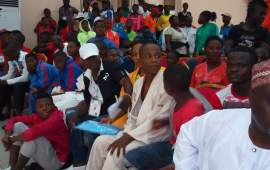 3rd NYG: Ondo State tops table with 7 medals
