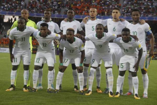 EIE: Super Eagles forwards fire blanks, Ndidi sees red on birthday