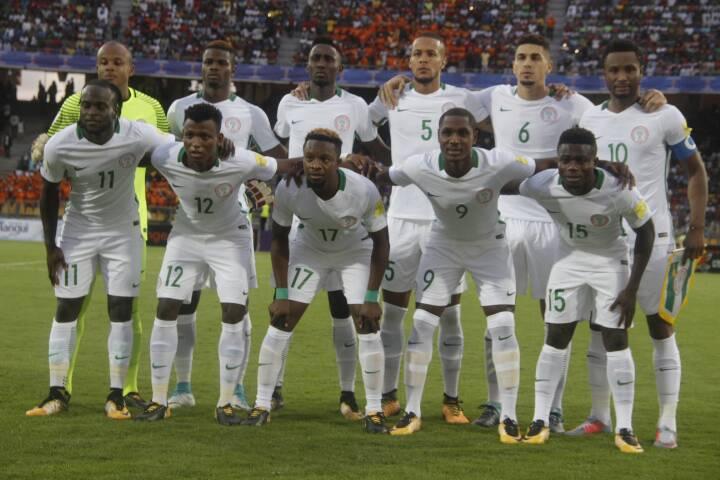Russia 2018: Mikel, Lokosa, in Nigeria's 30-man list