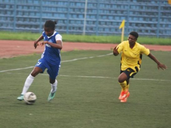WOMEN's AITEO Cup: Rivers Angels, Nasarawa Amazons progress after thrilling goal-fests