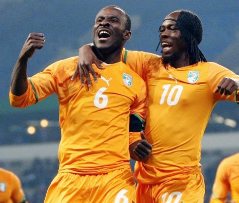Gabon 0-3 Ivory Coast: Elephants crush Panthers in Libreville