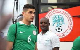 Balogun emphasises Mikel and Moses importance to Eagles