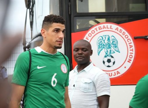 Int'l friendly: Leon Balogun dropped for Brazil clash