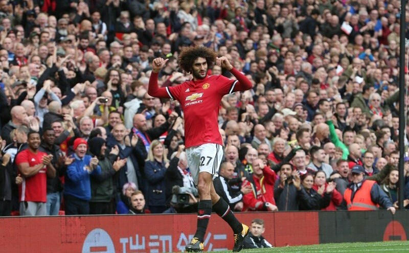 Matic: Fellaini is a great player