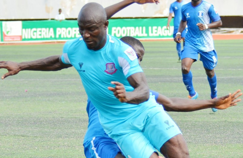 AITEO Cup final: Tornadoes striker, Odeyemi looks to pitch advantage
