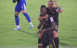 Ebimobowei resurrects in Northern Cyprus, hits scoring form