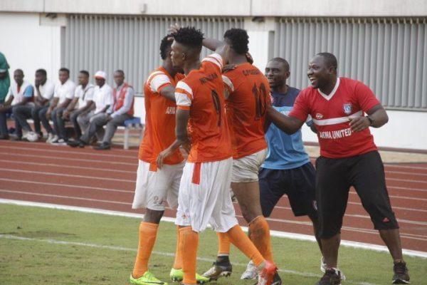Akwa United overcome dogged Sunshine to reach Cup final