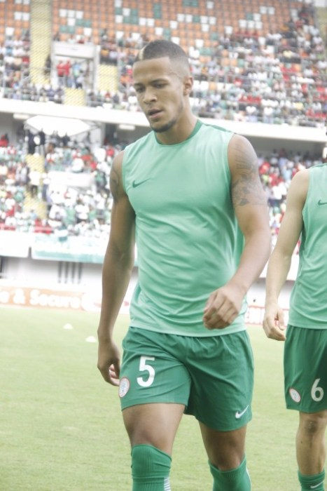 Should we start worrying about Troost-Ekong?