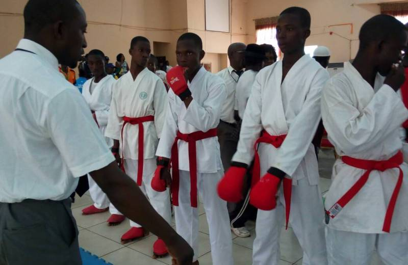 2017 Karate Championships to hold in Abuja
