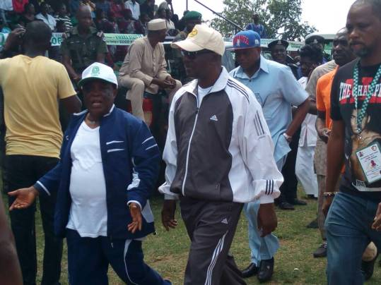 National Youth Games: UNILORIN sign long term hosting agreement