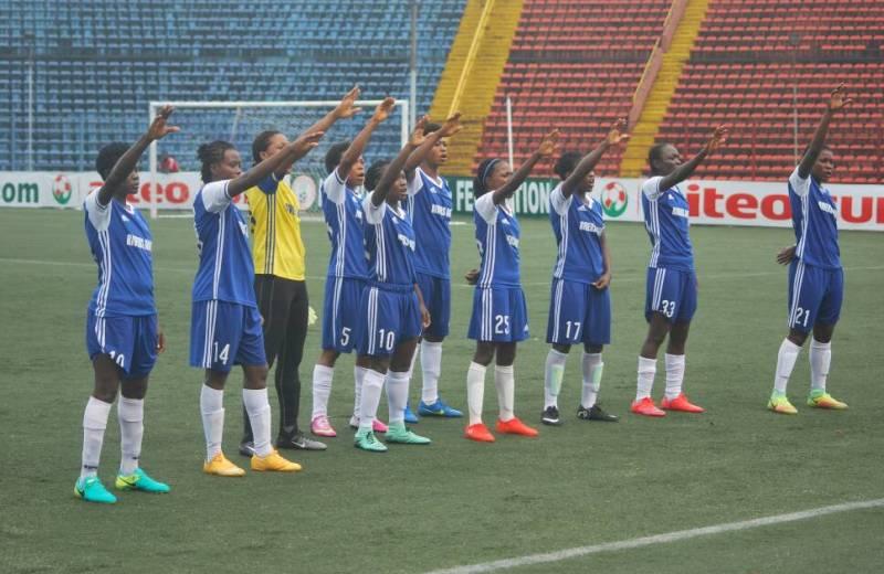 Women's AITEO Cup: Rivers Angels arrive Jos after 31-hour journey