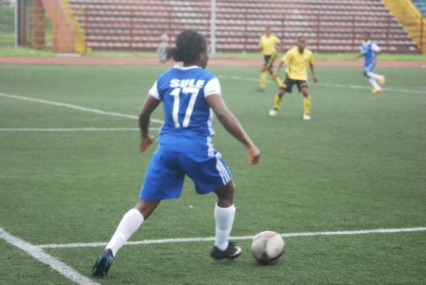 AITEO Cup final: Rofiat Sule hopes to be second time lucky