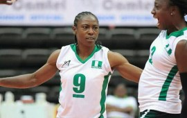 Nigeria female Volleyball team captain explains shameful experience at the Africa Nations Cup