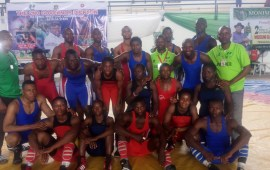 Nigeria Army intensify preparations for Governor Wike Wrestling Championships