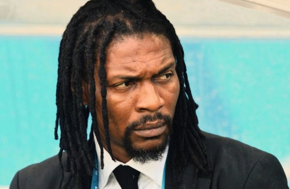 Rigobert Song: I am alive and strong