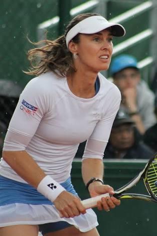 Swiss great Martina Hingis again retires from tennis