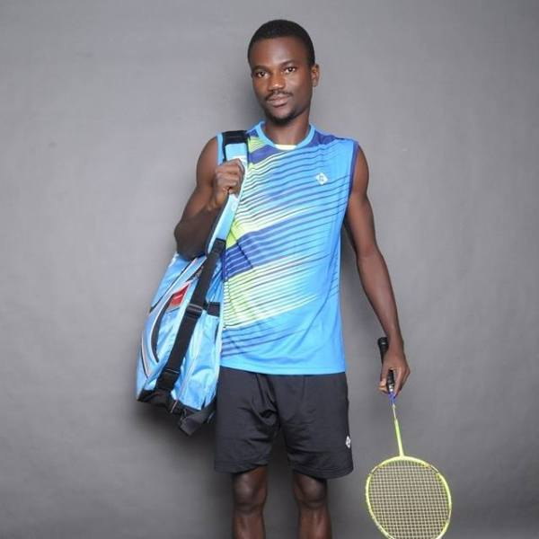 Badminton: We'll give our best at the Africa Championship says Krobakpo