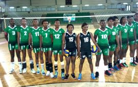 Volleyball Nations Cup update: 8 members of Nigerian team in Yaounde