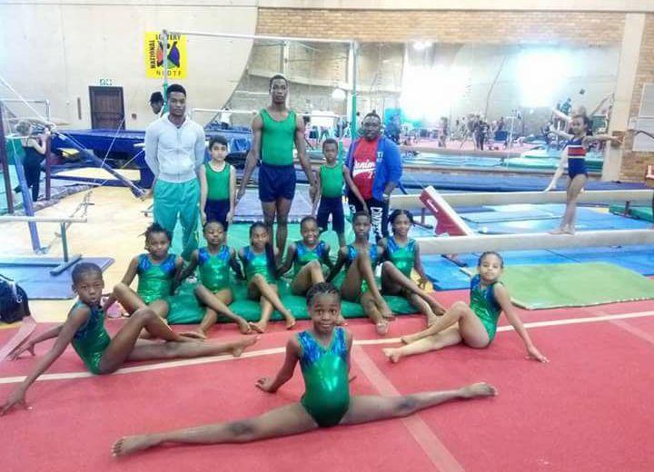 TIG International gymnastics competition kicks off in December
