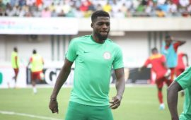EiE: John Ogu, Beer Sheva knocked out of UCL