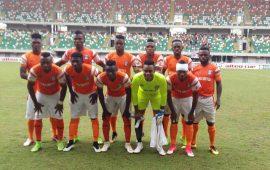 Pre-season: Confederation Cup hopefuls Akwa United score 18 goals in 2 matches.