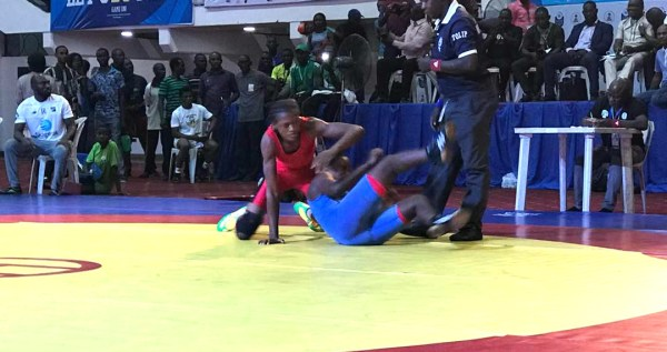 Gov Wike Cup: Adekuoroye, two other African champions emerge victorious