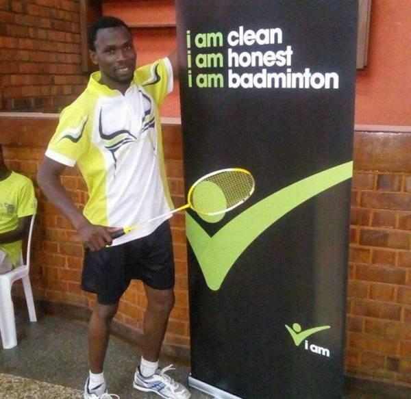 Nigerian nominated as Para Badminton Athletes' Representative