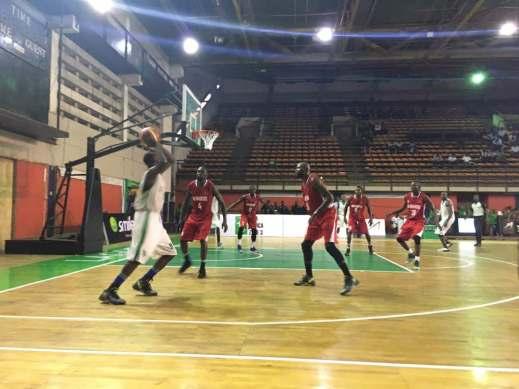Pillars edge Mentors in FIBA Africa Zone 3 qualifiers.