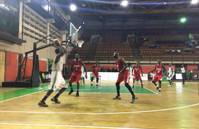 Pillars edge Mentors in FIBA Africa Zone 3 qualifiers.