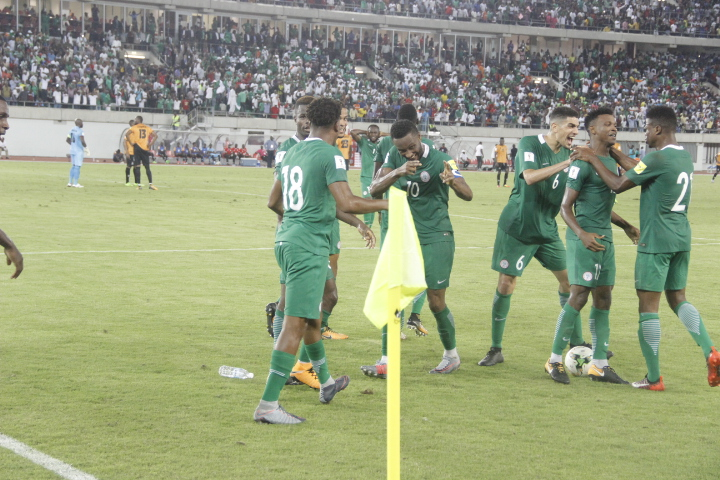 EiE: Iwobi suffers humiliation with Arsenal, Troost-Ekong sees red