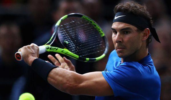 ATP World Tour Finals: Nadal battles Dimitrov, Federer gets Zverev