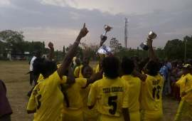 Kaduna State win of NCF National Women's Championship 2017